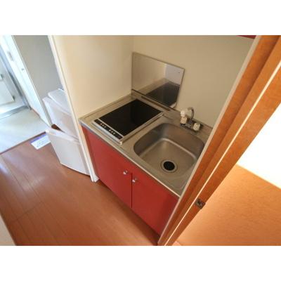 【キッチン】レオパレスMISUZU