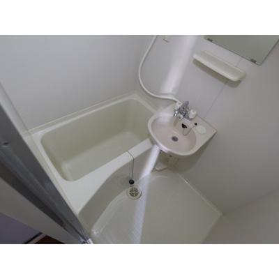 【浴室】レオパレスMISUZU