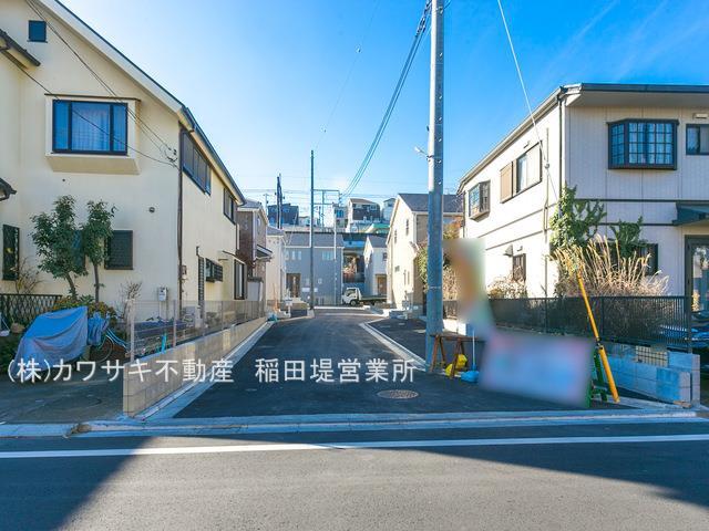 【間取り】稲城駅徒歩11分 新築2階建全7棟