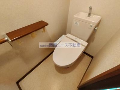 【トイレ】北条2丁目貸家