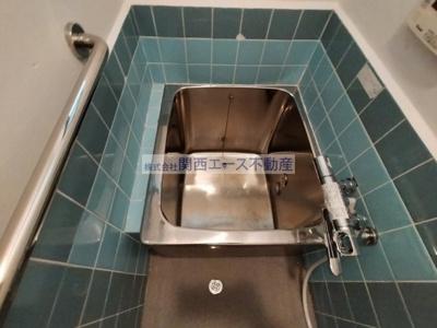 【浴室】北条2丁目貸家