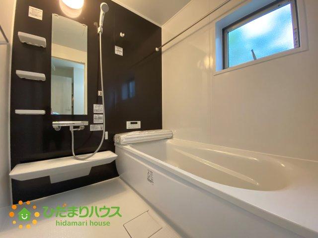 浴室乾燥機付き♪足を伸ばしてゆっくりおくつろぎいただけます!