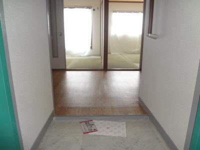 【玄関】プレジール中野