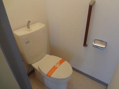 【トイレ】プレジール中野