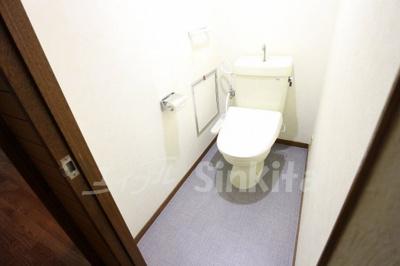 【トイレ】新大阪南愛ビル