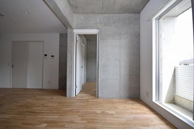 ピース リベルタ kita sako(B棟)※写真は202号室の反転の間取りのものです。