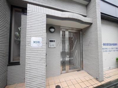【エントランス】MSB(エムエスビー)