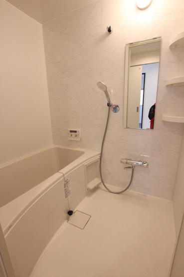 【浴室】グリーンハイツ輝国