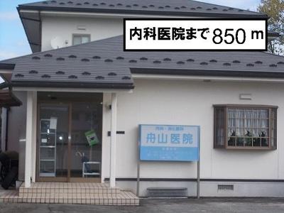 舟山医院まで850m
