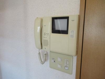モニターフォンです