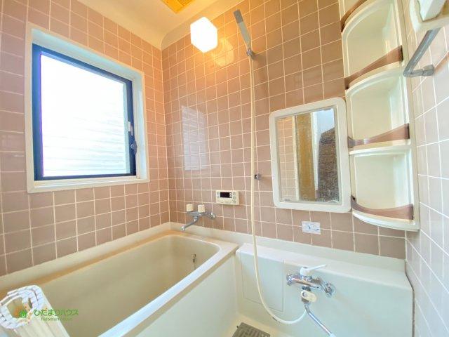 【浴室】白岡市白岡 中古一戸建て