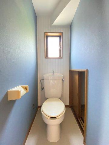 【トイレ】白岡市白岡 中古一戸建て