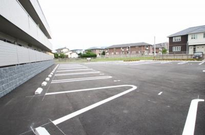 【駐車場】サンフィットハイツ十号館(サンフィットハイツジュウゴウカン)