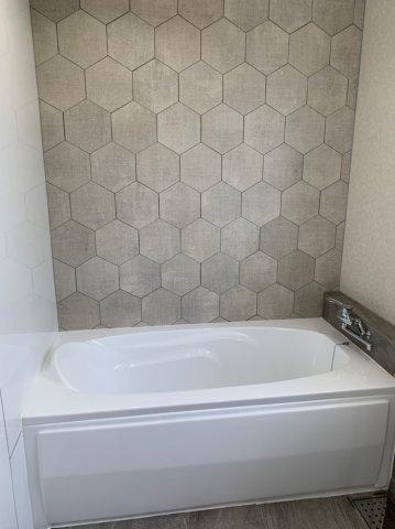 【浴室】うるま市平良川中古戸建て