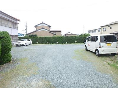 【駐車場】久米コーポⅡ