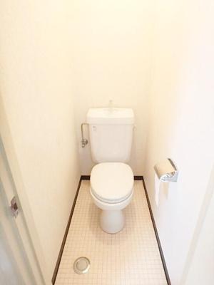 【トイレ】久米コーポⅡ