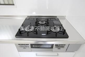【キッチン】山田町戸建