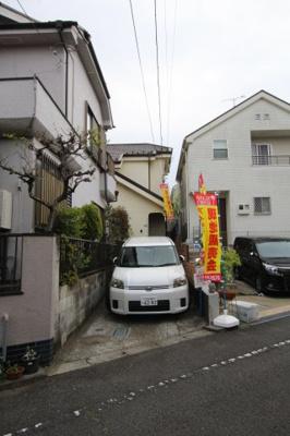 【駐車場】山田町戸建