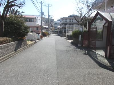 【前面道路含む現地写真】神戸市西区大津和2丁目 中古戸建