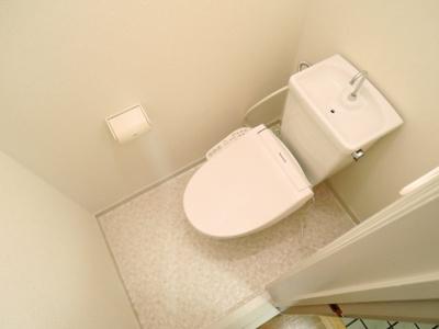 【トイレ】第2グロワール久住