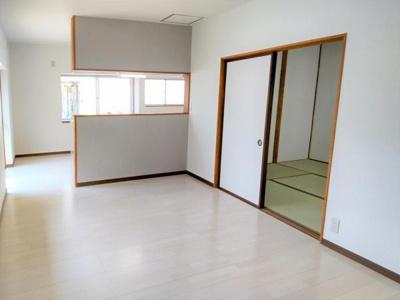 【内装】鳥取市湖山町南5丁目戸建て