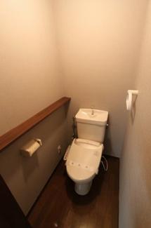 【トイレ】ヴィラマール向山