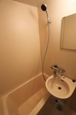 【浴室】ヴィラマール向山