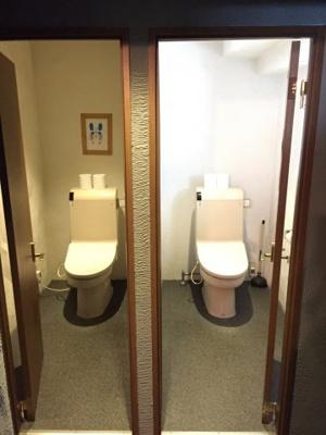 【トイレ】インペリアル六本木2号館