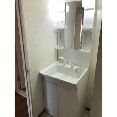 【独立洗面台】ユニティー北円山