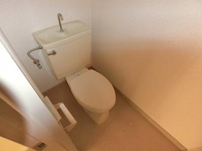 【トイレ】グリーンシティ鷺沼第二