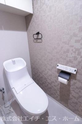 【トイレ】ジェイパーク王子神谷ツインステート