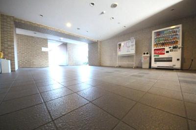 【エントランス】ジェイパーク王子神谷ツインステート