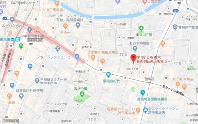 【地図】GLANZ