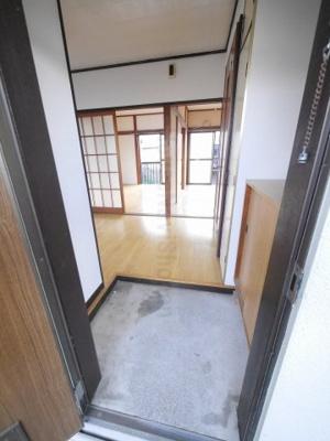 【玄関】コーポベル