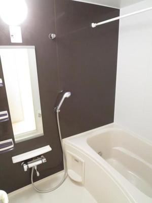 【浴室】フランメゾン南沖洲B