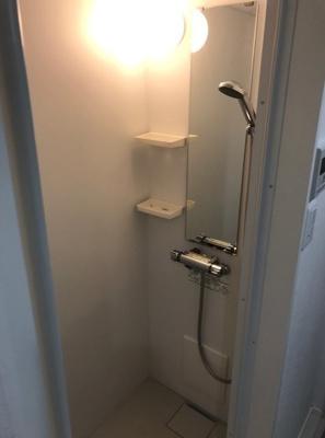 ウイングコート東高円寺のシャワールーム☆