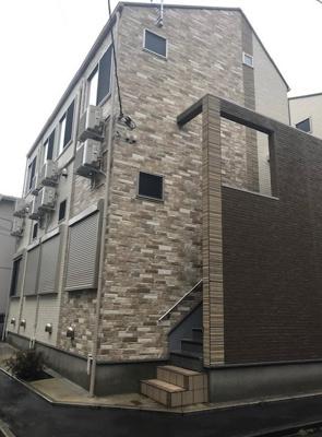 ウイングコート東高円寺の外観