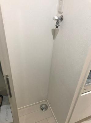 ウイングコート東高円寺の室内洗濯機置場