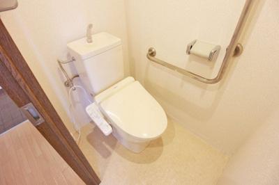 【トイレ】メゾンエスト