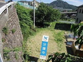 【外観】安佐南区高取北3丁目-No.5 土地