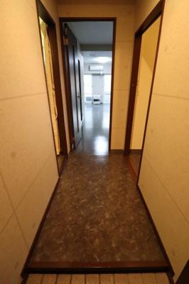 【玄関】旭ヶ丘クレセントマンション