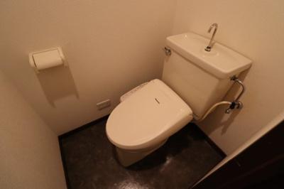 【トイレ】旭ヶ丘クレセントマンション