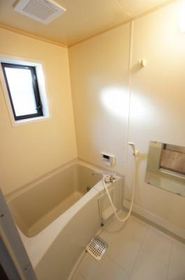 【浴室】グリーンベル
