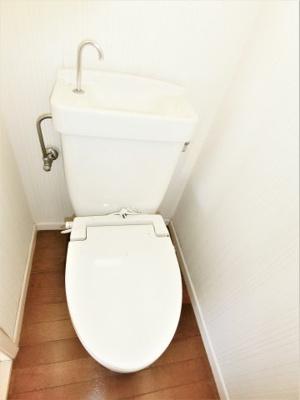 【トイレ】モンパレスB棟