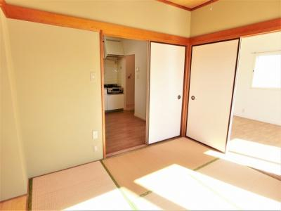 【和室】モンパレスC棟