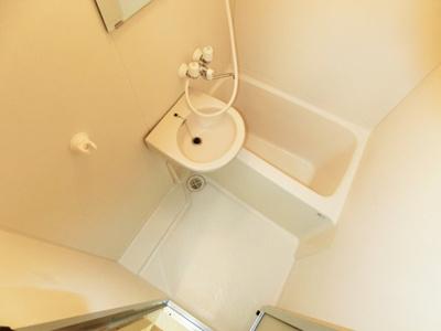 【浴室】モンパレスC棟