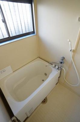 【浴室】コーポ前谷