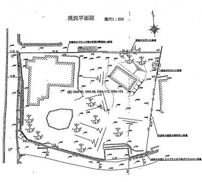 【区画図】神戸市垂水区舞子坂2丁目