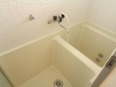 【浴室】カクサン第1コーポ