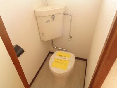 【トイレ】カクサン第1コーポ